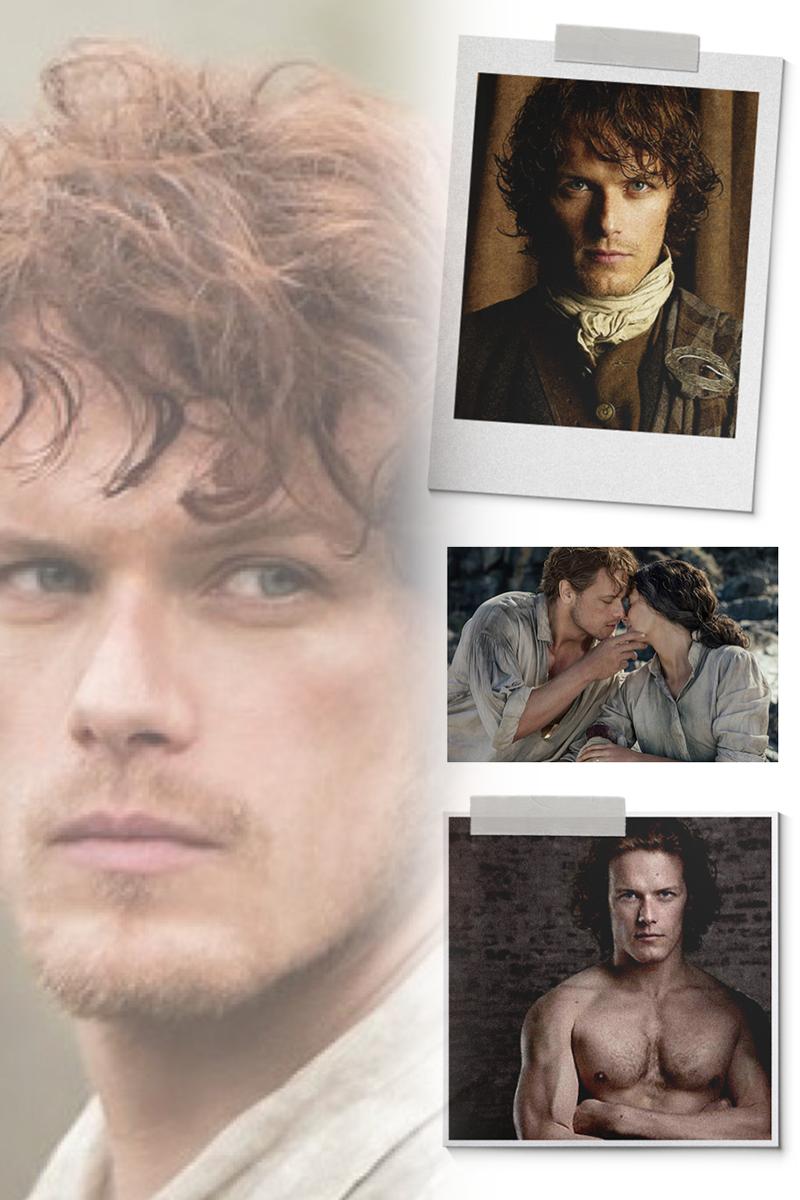 Book Crush | Jamie Fraser, Outlander