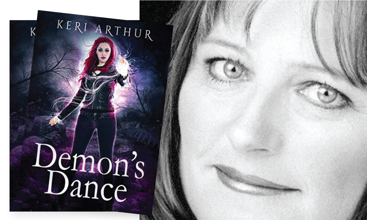 Author Interview | Keri Arthur