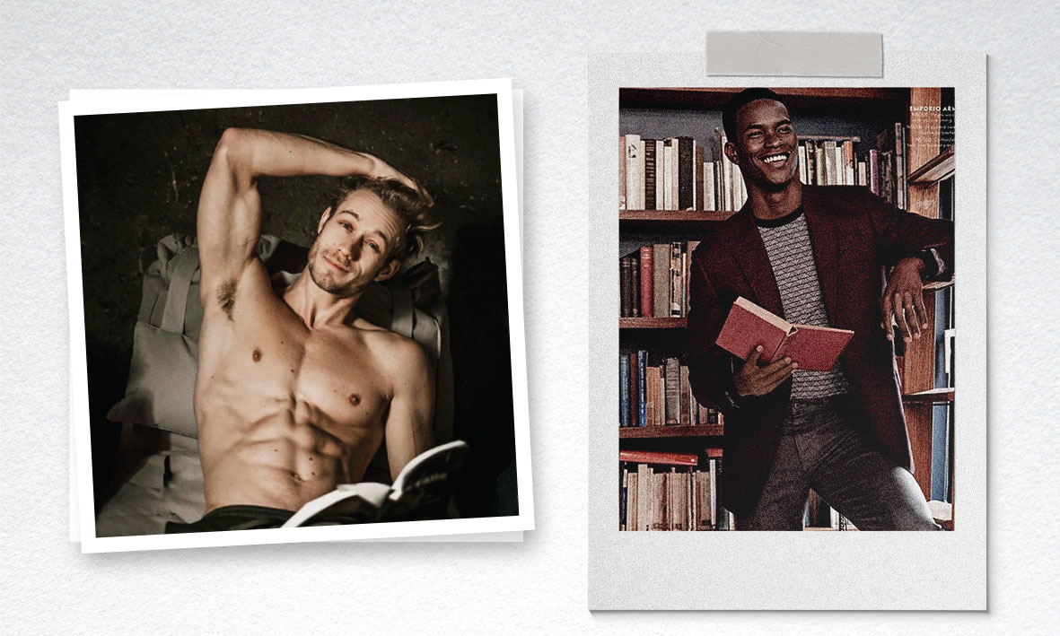 Instagram Profile | Men Who Read