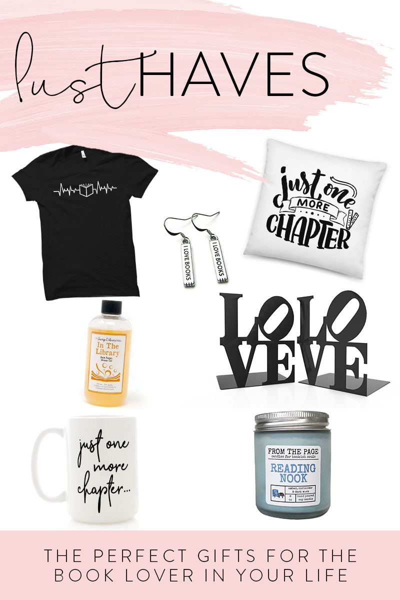 10 Lust Have Gifts for Book Lovers